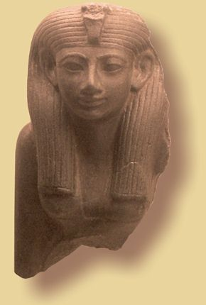Hatshepsut as the King's Great Wife